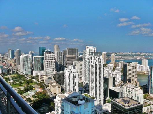 """Miami skyline northern Brickell 20100206"" by Averette - Own work. Licensed under CC BY 3.0 via Wikimedia Commons - https://commons.wikimedia.org/wiki/File:Miami_skyline_northern_Brickell_20100206.jpg#/media/File:Miami_skyline_northern_Brickell_20100206.jpg"